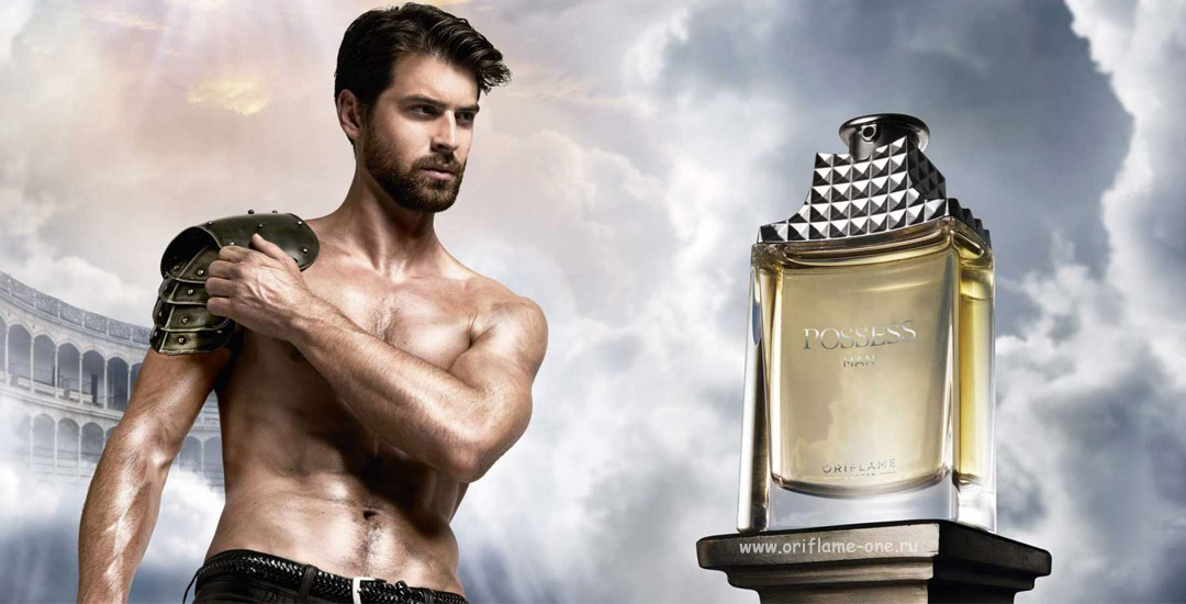Possess Man Oriflame для мужчин (-70%)